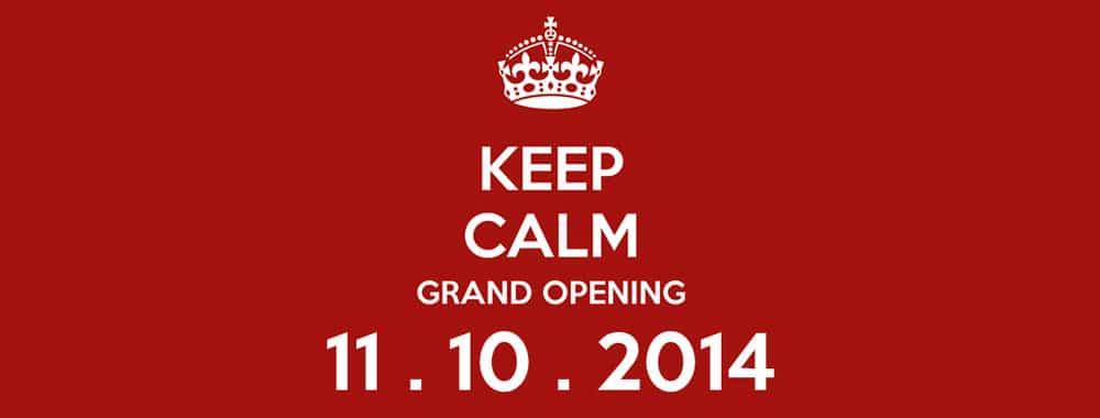 Consigli per aprire un negozio * Una grande inaugurazione
