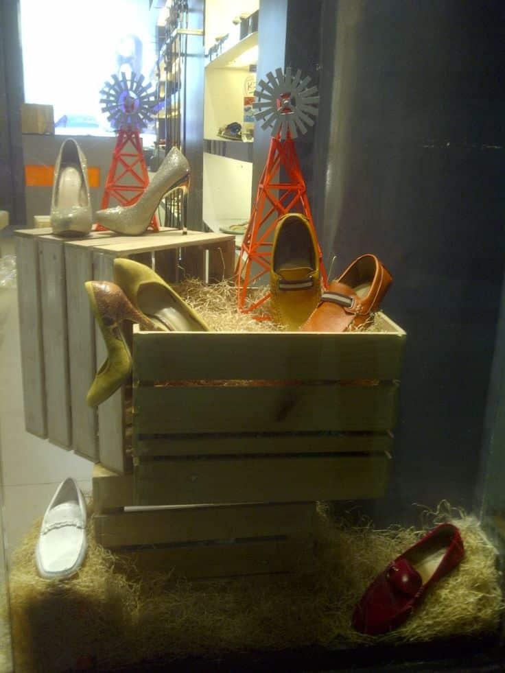 Célèbre Vetrine autunnali idee & decorazioni Originali! BJ38