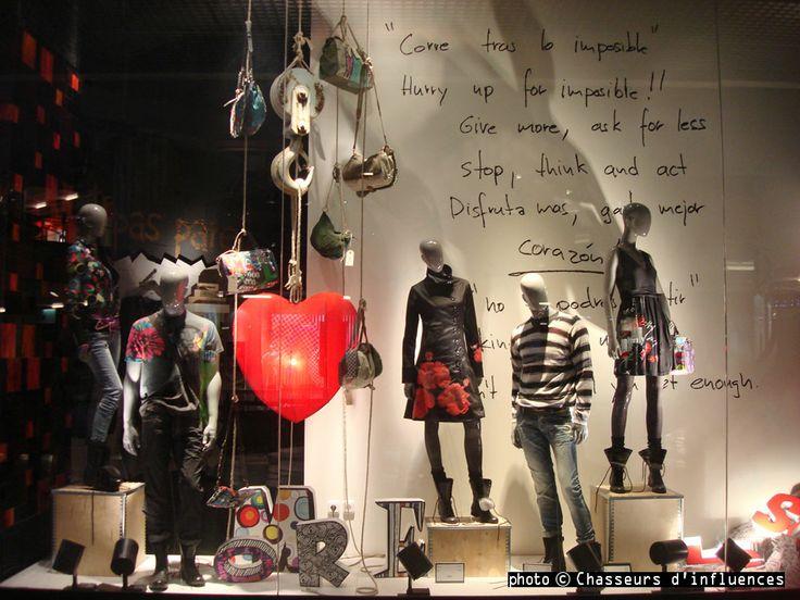 Molto Allestimento Vetrine per San Valentino: Idee pratiche! UT58