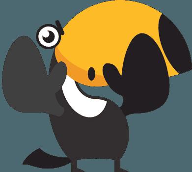Cliento-School_mascotte_aspetta