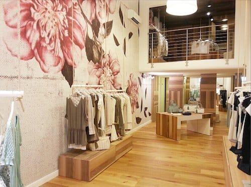 Pareti decorate per negozi idee consigli da mettere in - Decorazione per pareti ...