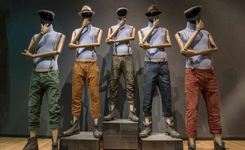 Conosciuto Come allestire una vetrina di abbigliamento? [Esempi] » Cliento School NY56