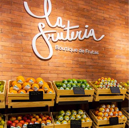 Estremamente Idee per arredare un negozio di frutta e verdura » Cliento School YR31