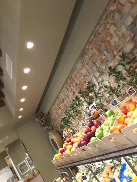 Idee per arredare un negozio di frutta e verdura » Cliento School