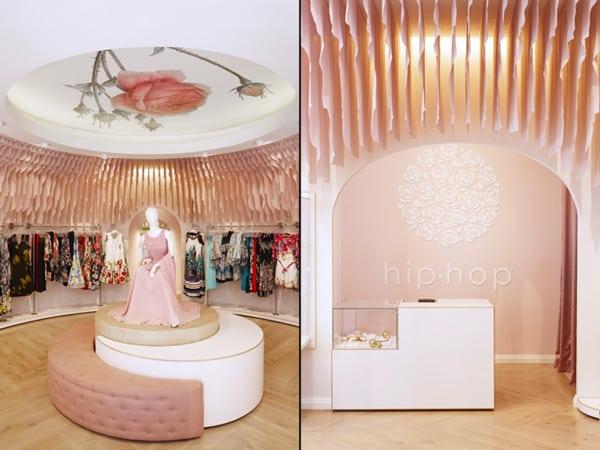 Idee per arredare un negozio di abbigliamento caso studio for Interior design negozi