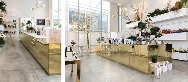 Come arredare un negozio di fiori o piante errori for Negozi di design