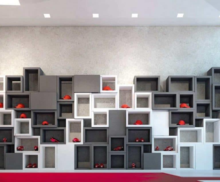 Come arredare un negozio spendendo poco idee con riciclo for Arredare casa moderna con poco