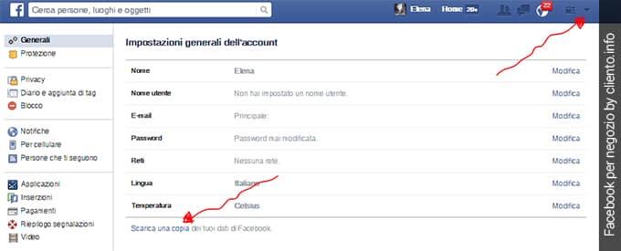 facebook-per-negozio