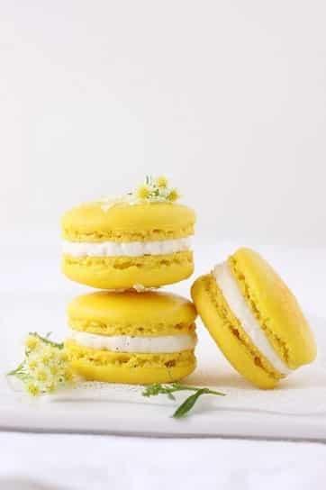 macaron-gialli-per-la-festa-della-donna