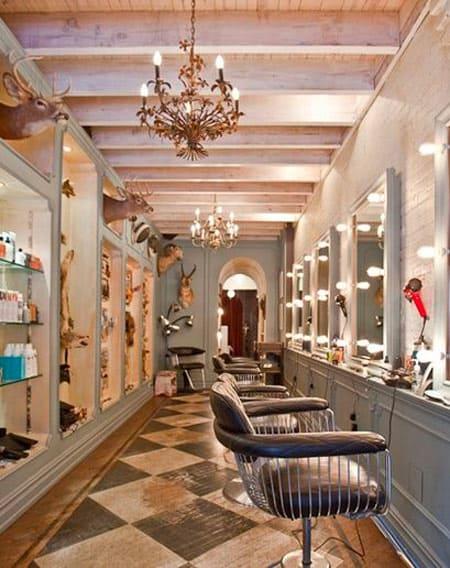 Come arredare un negozio di parrucchiere per fare for Arredamento basso costo
