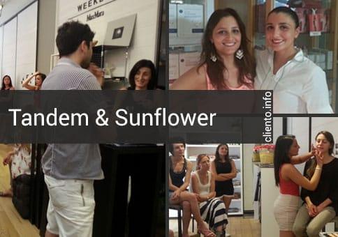 organizzare-eventi-in-negozio-tandem-sunflower
