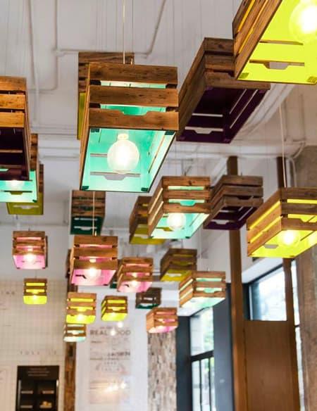 Arredare un negozio di frutta e verdura idee colori for Interior design negozi