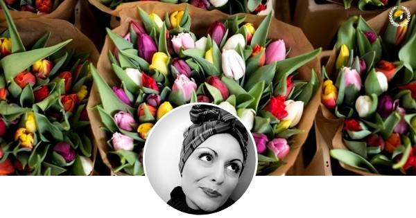 Come allestire una vetrina di fiori: 2 ingredienti indispensabili