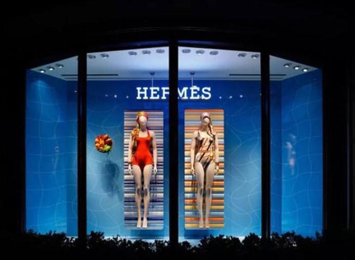 installazione mare Hermes