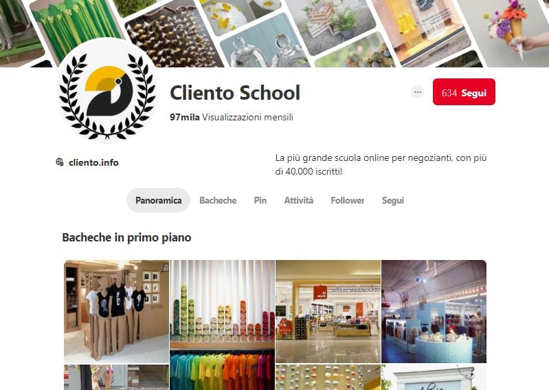 foto di Cliento School vendere su pinterest
