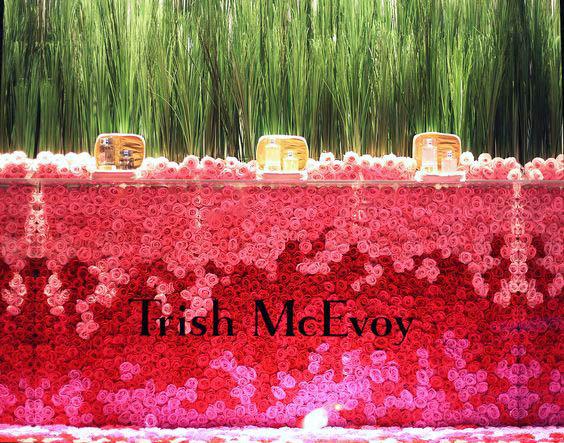 Esempio composizione profumeria Trish McEvoy