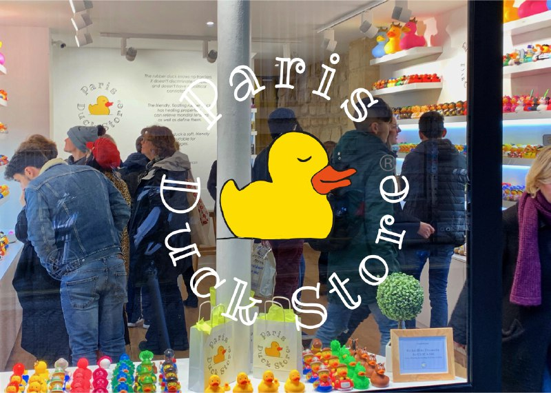 Paris Duck Store