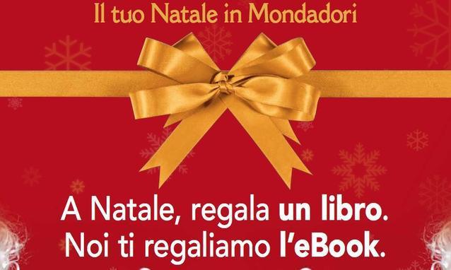Promozione Mondadori per Natale