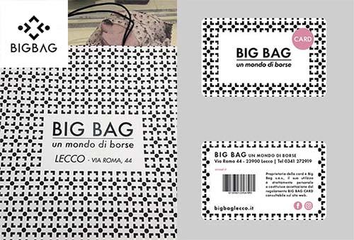 Shopper per negozi Big Bag