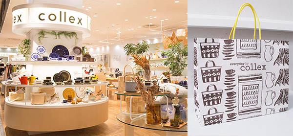 shopper per negozi Collex