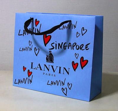 shopper per negozi Lanvin