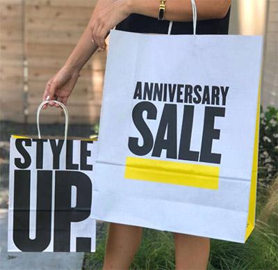 shopper per negozi Nordstrom