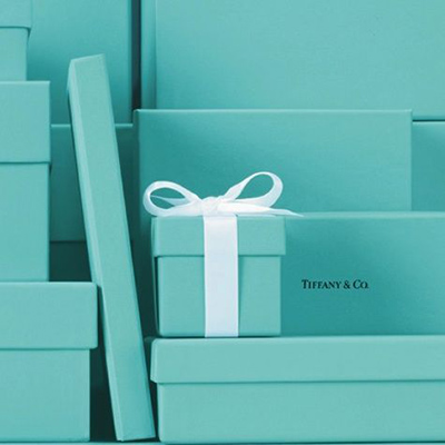 hopper per negozi Tiffany&Co