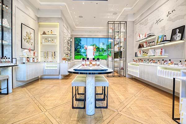 Allestimento stile showroom – negozi post Covid